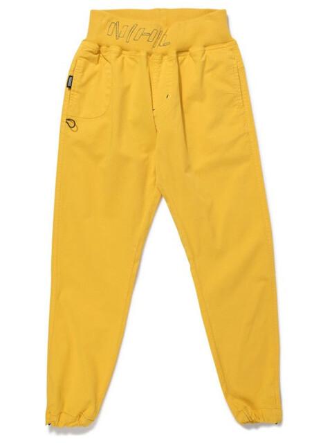 Nihil Kids Ratio Pants Yellow Ceylon